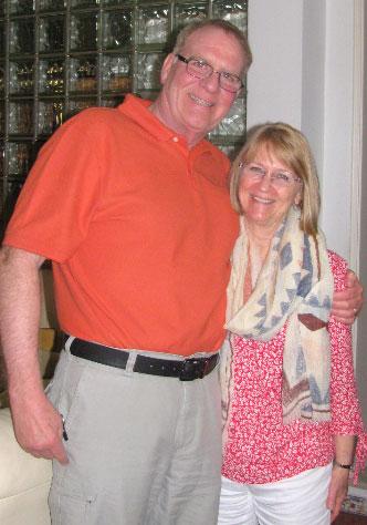 Tom e Kathy Drooger