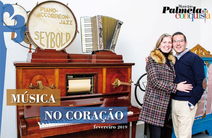 Música no Coração | Sugestões Palmela Conquista » Sugestões fevereiro 2019