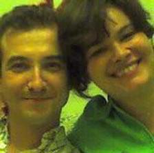 Nathalie e Francisco