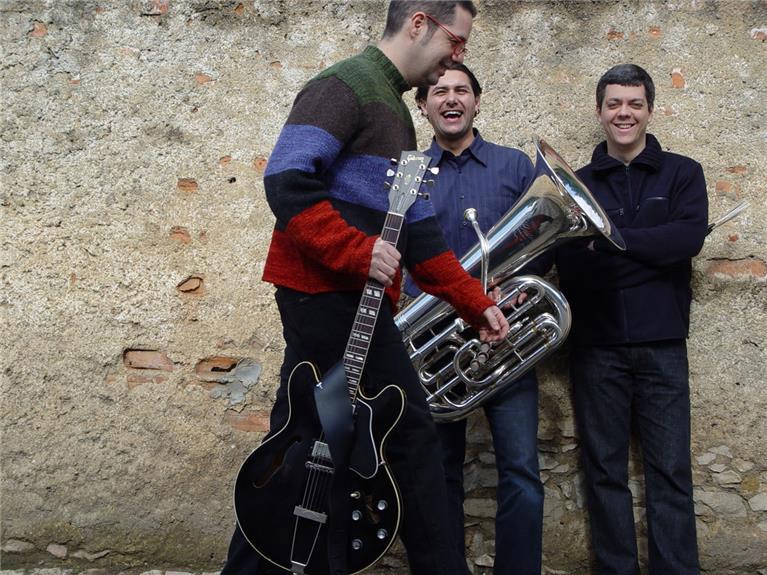 Concerto do Círculo de Jazz Fest com o trio formado por Sérgio Carolino, Mário Delgado e Alexandre Frazão