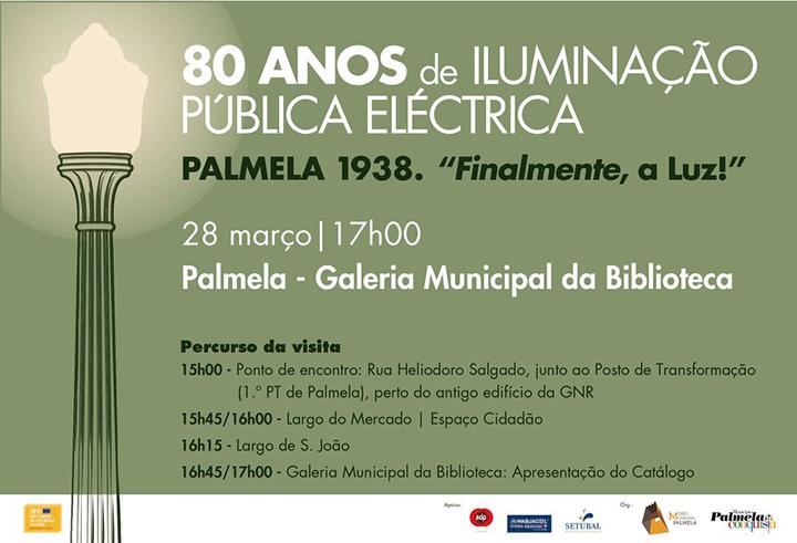 Dia Nacional dos Centros Históricos em Palmela | 28 de março