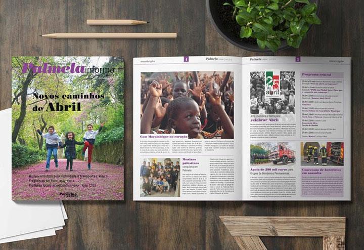 Palmela Informa 158 | Boletim Municipal - Palmela JÁ Informa