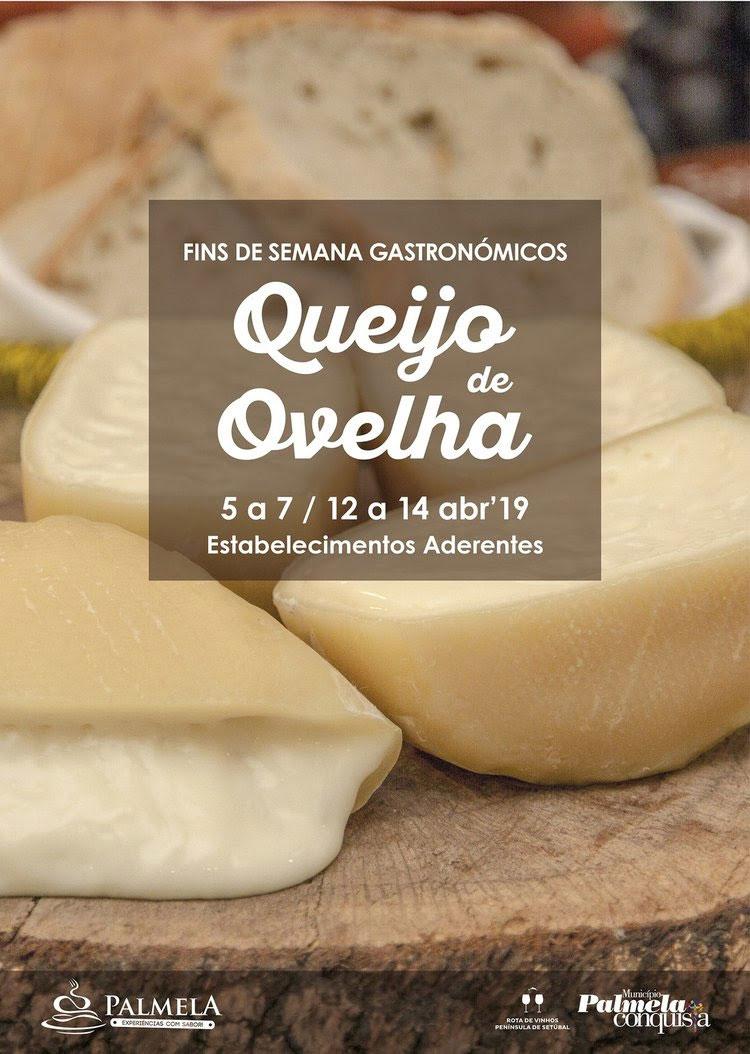 Queijo de Ovelha em destaque nos Fins de Semana Gastronómicos