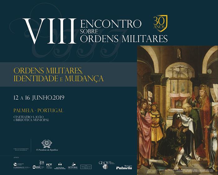 VIII Encontro assinala 30 anos de investigação sobre Ordens Militares em Palmela