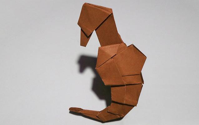 Quintas No Museu – Oficina de origami por Eduardo Cheis