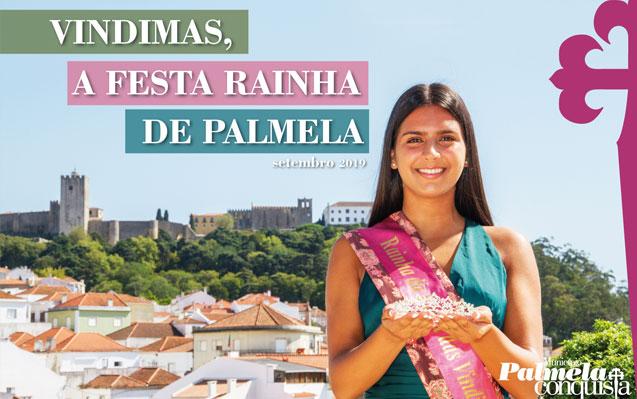 Vindimas, a Festa Rainha de Palmela