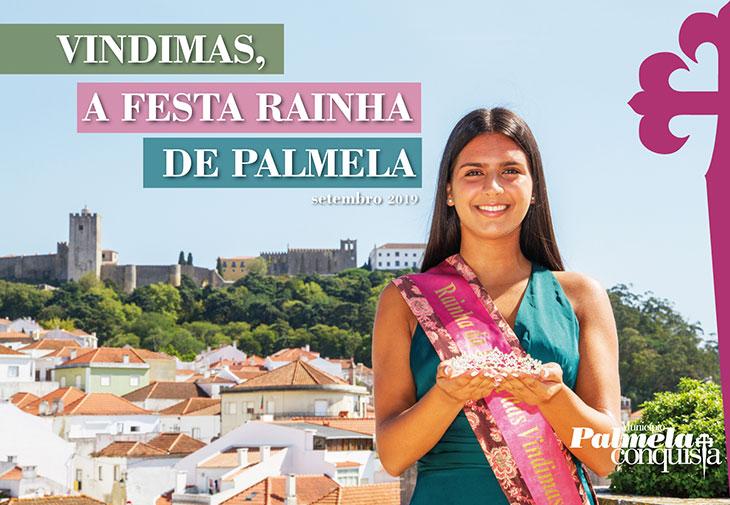 Vindimas, a Festa Rainha de Palmela | Sugestões Palmela Conquista