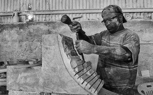 Exposição de fotografia de José Arsénio na Fortaleza de Santiago