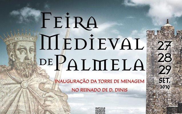 Programa Feira Medieval Palmela | 27 a 29 de setembro 2019