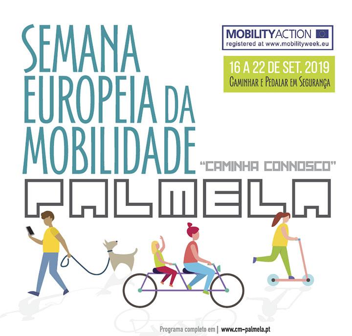 Comemore a Semana Europeia da Mobilidade em Palmela!