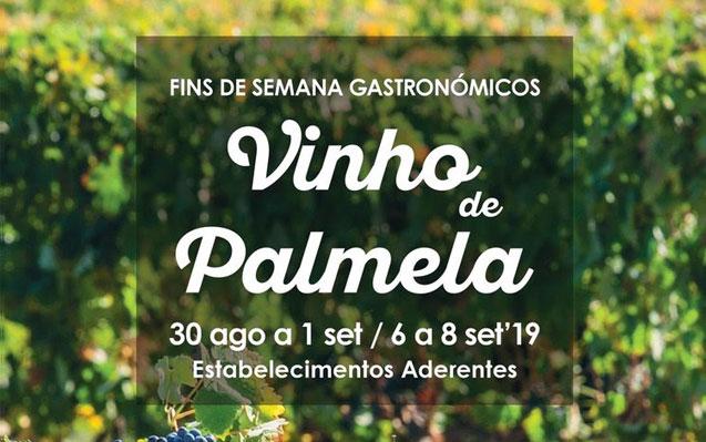 Fins de Semana Gastronómicos do Vinho de Palmela