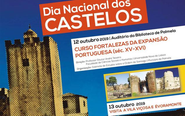 """Curso sobre """"Fortalezas da Expansão Portuguesa"""" comemora Dia dos Castelos"""