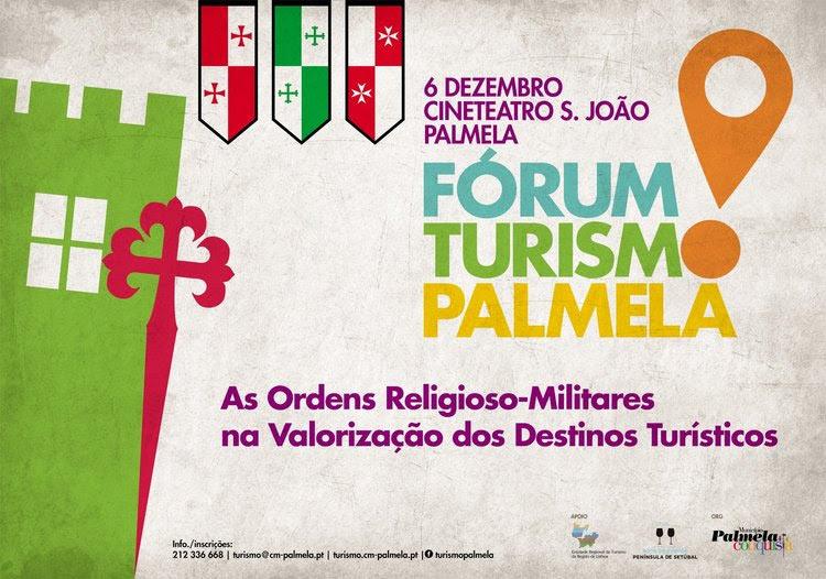 Fórum Turismo de Palmela 2019: inscrições em curso!
