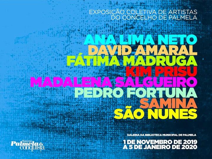 Exposição Coletiva de Artistas do Concelho de Palmela | Inauguração a 1 de novembro