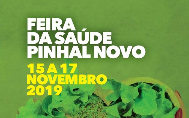 Feira da Saúde | 15 a 17 de novembro no Mercado Municipal de Pinhal Novo