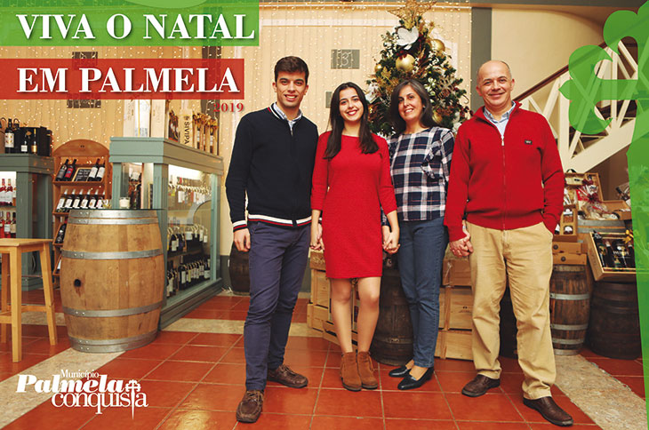 Viva o Natal em Palmela | Sugestões Palmela Conquista