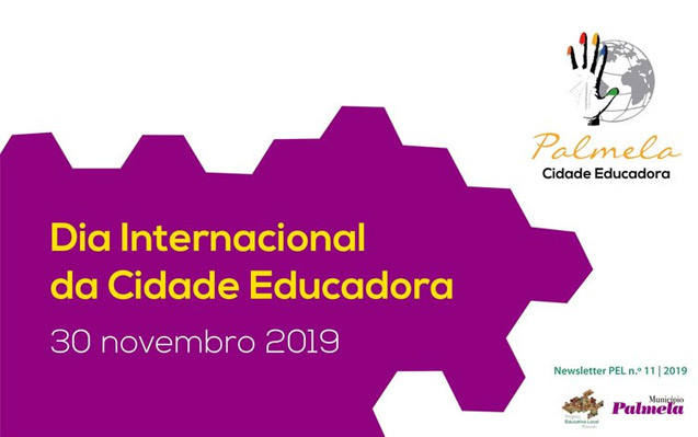 Newsletter Projeto Educativo Local n.º 11 | 2019