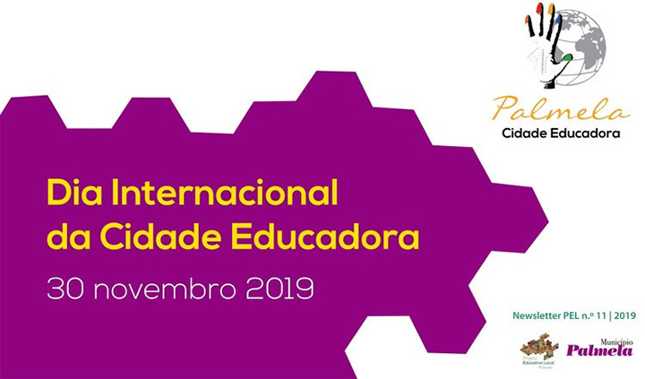 Newsletter Projeto Educativo Local n.º 11 | 2019