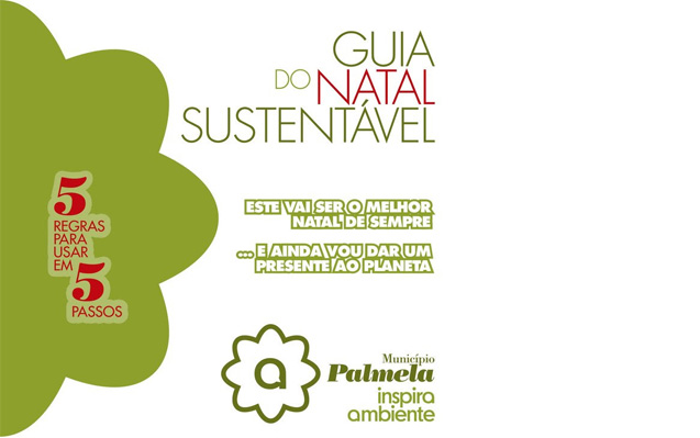 Consulte o Guia do Natal Sustentável!