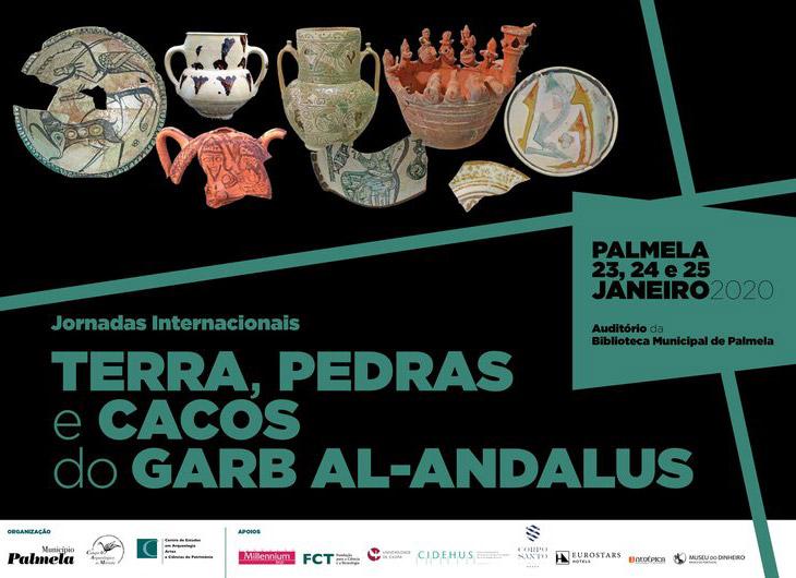 Jornadas Internacionais Terra, Pedras e Cacos do Garb al-Andalus | Inscrições abertas!