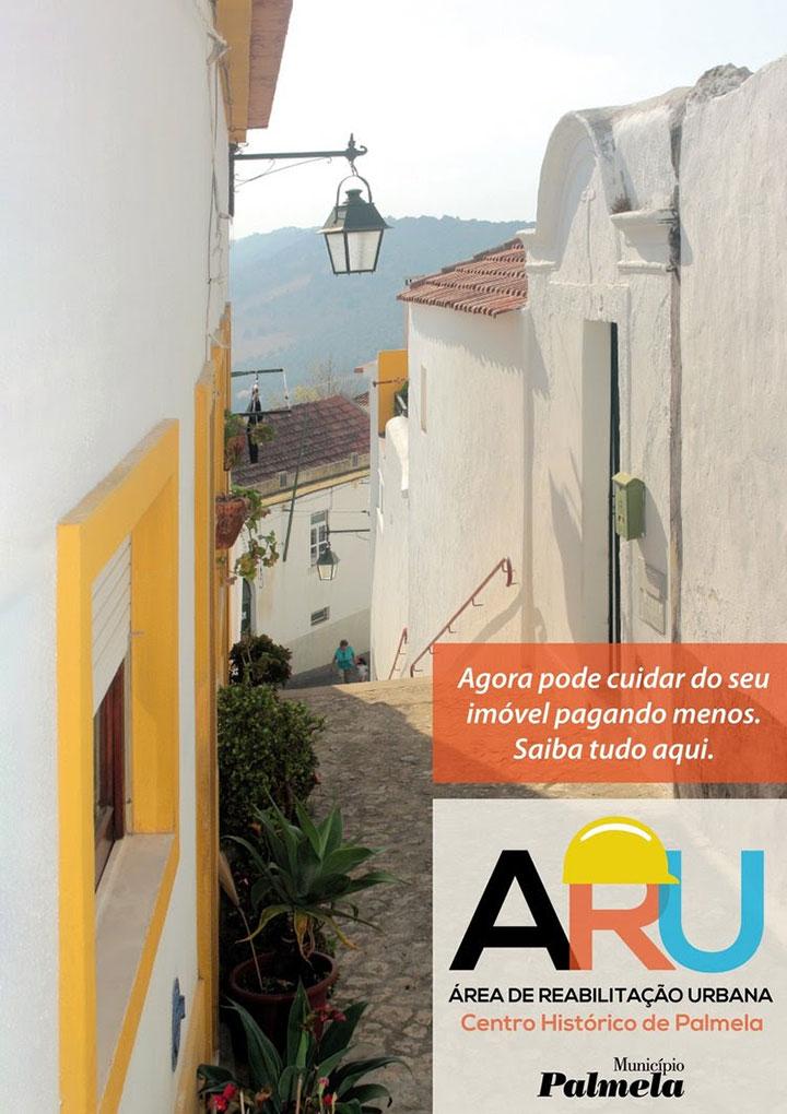 Conheça os incentivos à reabilitação urbana em Palmela!