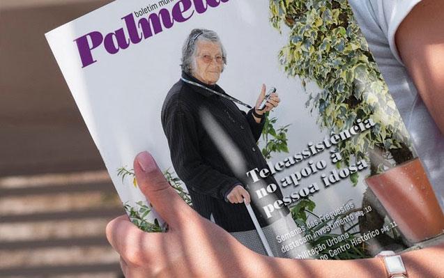 Palmela já Informa: A última edição do Boletim Municipal está online!