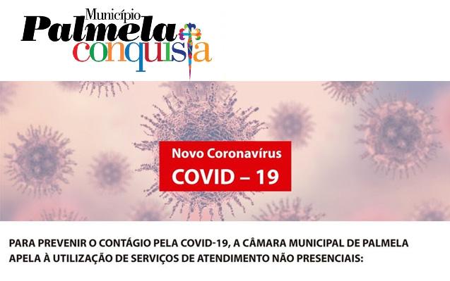COVID-19 | Alternativas de acesso aos serviços municipais