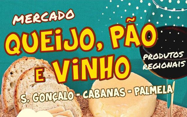 Mercado Queijo, Pão e Vinho: Em segurança, encontre os melhores produtos regionais!