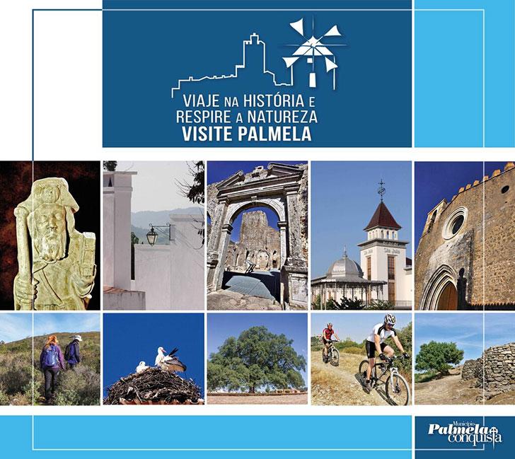 Aproveite o verão para descobrir o património de Palmela!