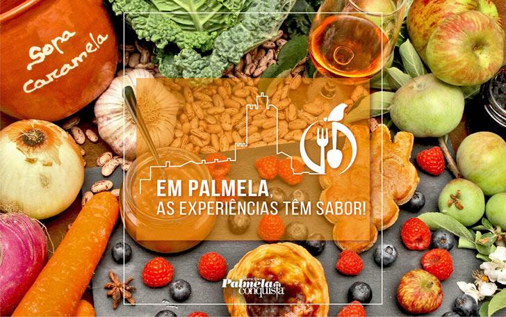 Em Palmela, há experiências com sabor!