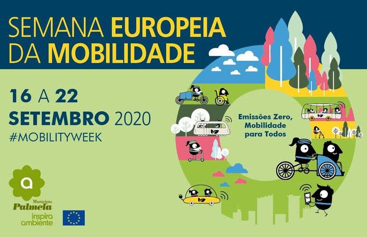 16 a 22 de setembro | Participe na Semana Europeia da Mobilidade!