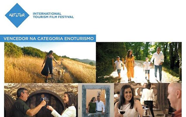 Filme de Palmela conquista 1.º lugar – ART&TUR – Festival Internacional de Cinema de Turismo