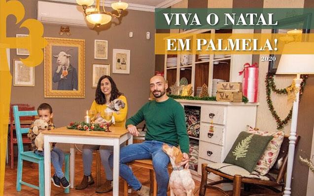 Viva o Natal no Concelho de Palmela e em segurança! Consulte o programa