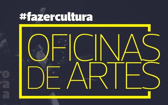 Oficinas de Artes levam a cultura a sua casa!