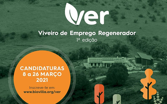 Município de Palmela associa-se ao Programa VER da Biovilla – candidaturas abertas