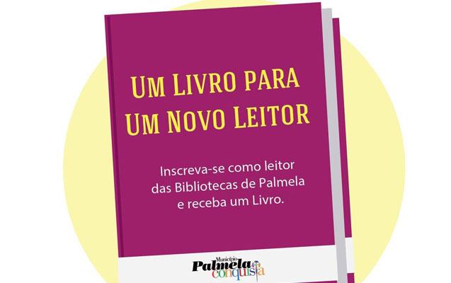 """Bibliotecas Municipais oferecem """"Um Livro para Um Novo Leitor"""""""