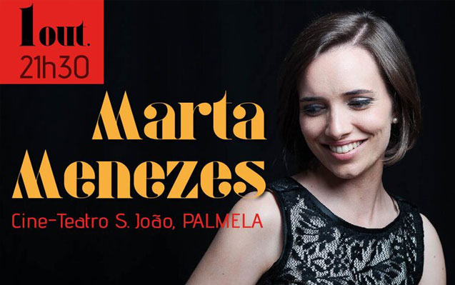 Mês da Música – Concerto Marta Menezes